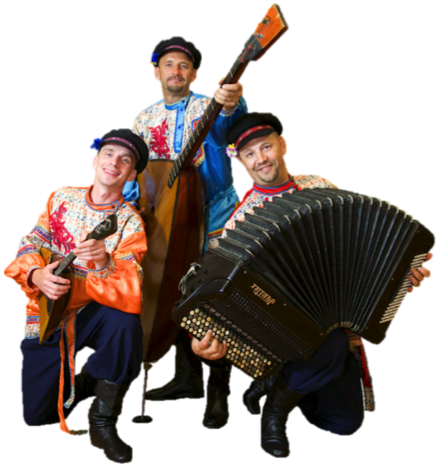 Russian Folk Trio